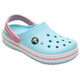 Crocs Crocband Clog Kids Ice Blue/White